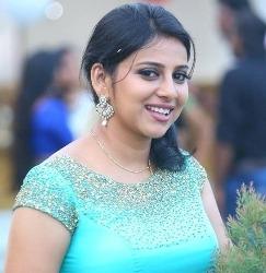 Anna Reshma Rajan Tamil Actress