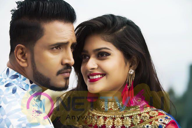 Sakka Podu Podu Raja Movie Exclusive Working Images