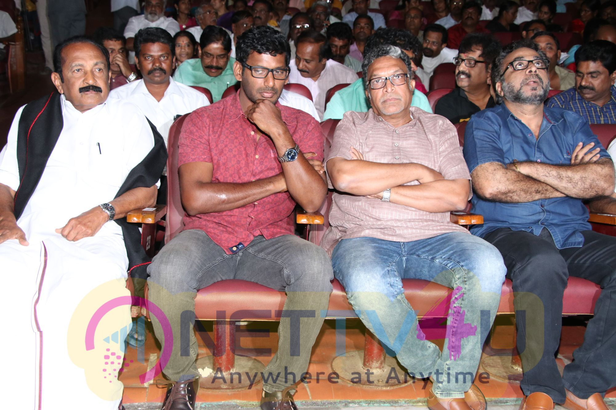 Velu Naachiyar Movie Launch Event Photos