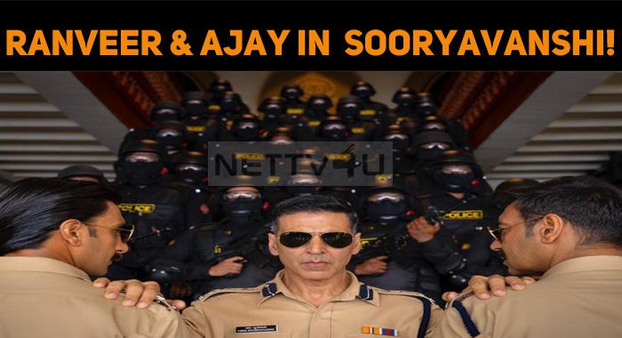 Ranveer And Ajay Devgan In An Extended Cameo Ap..