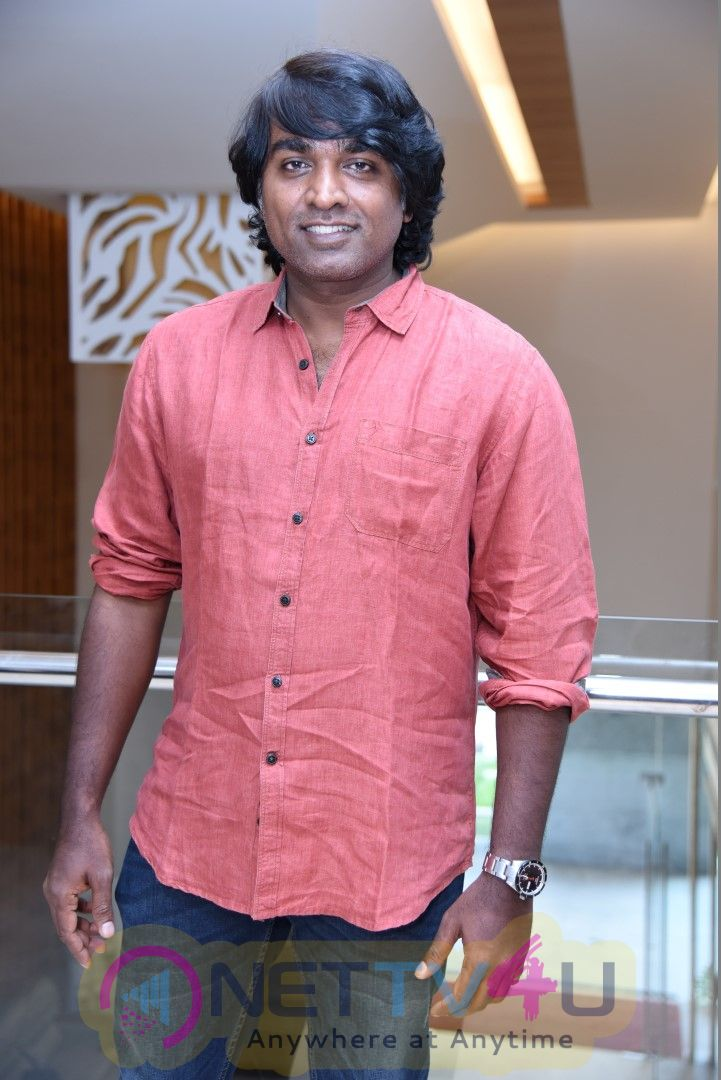 Actor Vijay Sethupathi Donates A Share Of His Remuneration Towards The Education Of The Needy Stills Tamil Gallery