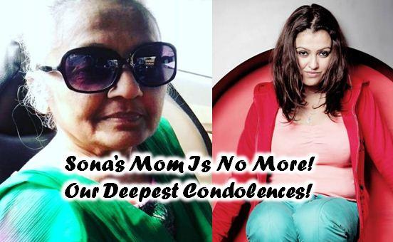 Popular Actress' Mom Passed Away!