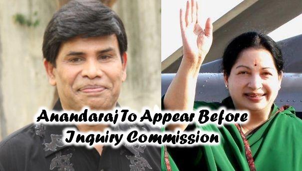 Shocking! Anandaraj To Reveal Something About Jayalalithaa's Death!