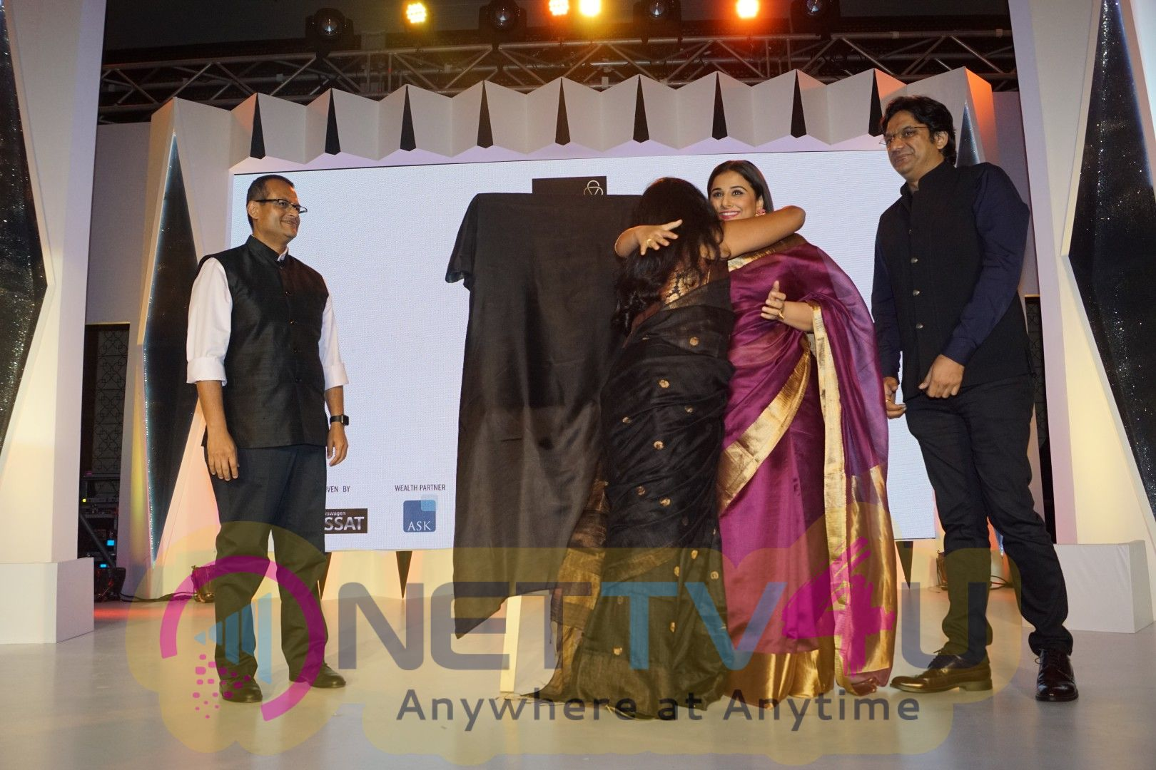 Vidya Balan At The Outlook Business Women Of Worth Awards 2017 Pics