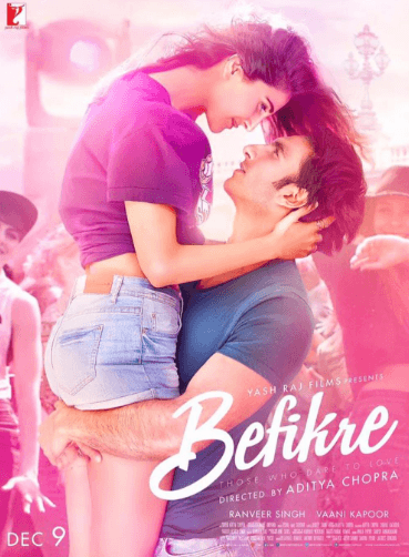 Befikre Movie Review Hindi Movie Review