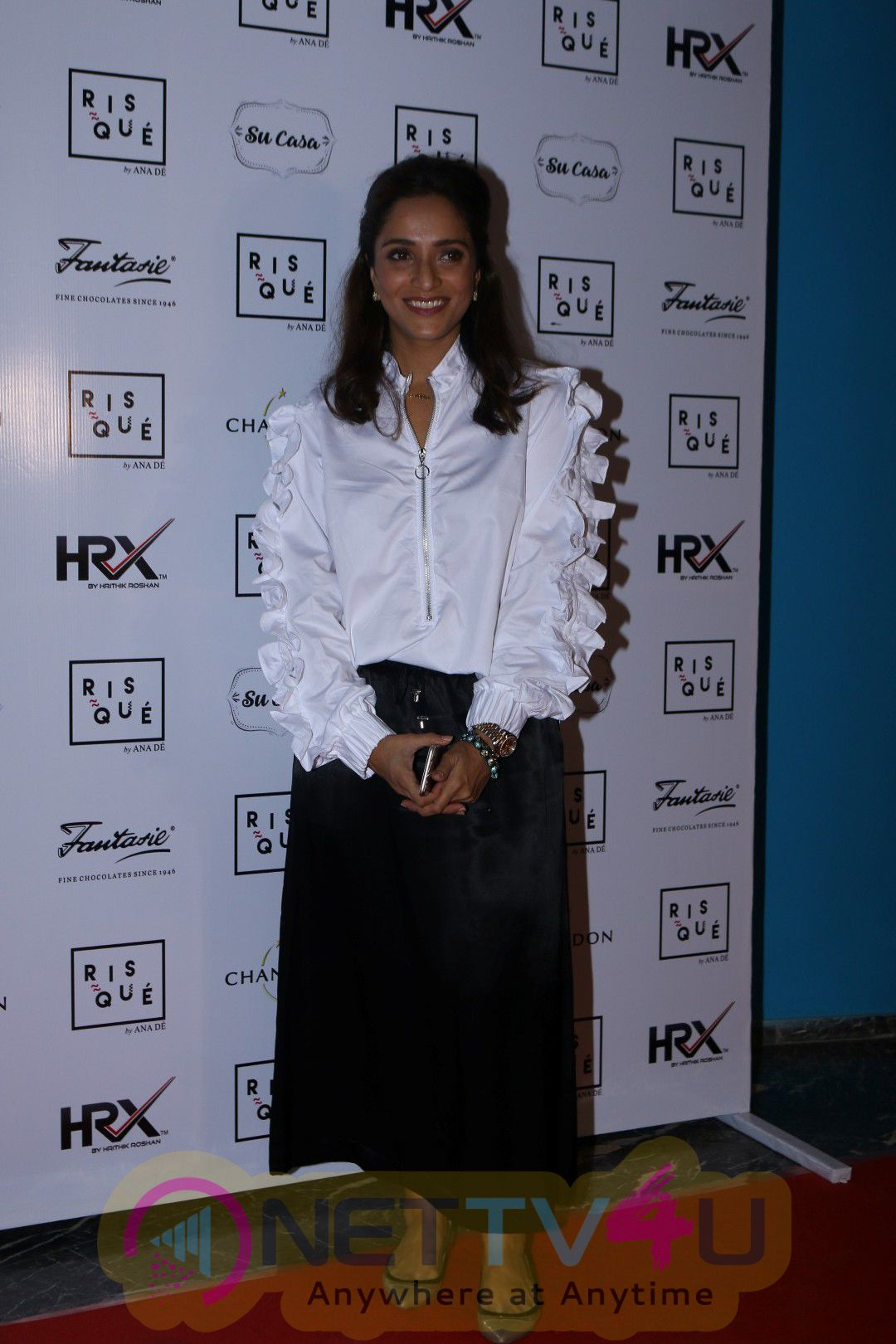 Hrithik Roshan At Launch Of Shobhaa De Launch Blog Risque On Fitness Food & Fashion Photos