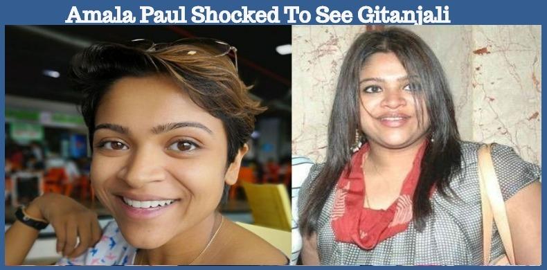 Gitanjali Selvaraghavan Shocks Amala Paul!