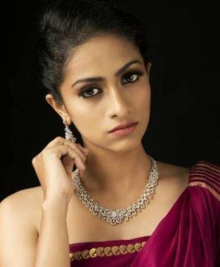 Abitha Venkataraman Tamil Actress