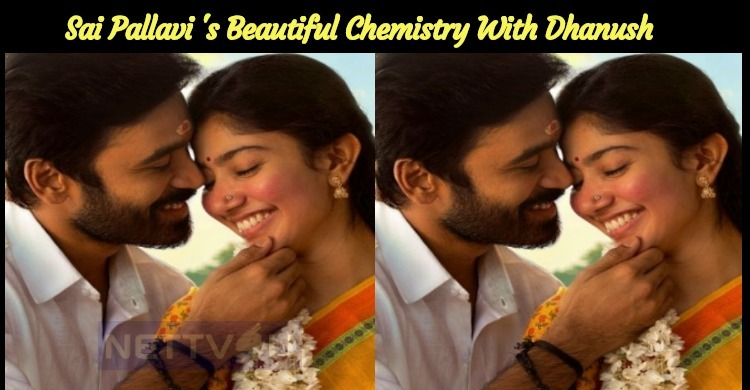 Maari 2 Final Single Poster Has A Beautiful Chemistry!
