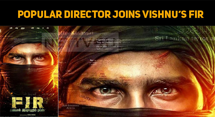 Popular Director Joins The Cast Of Vishnu Visha..