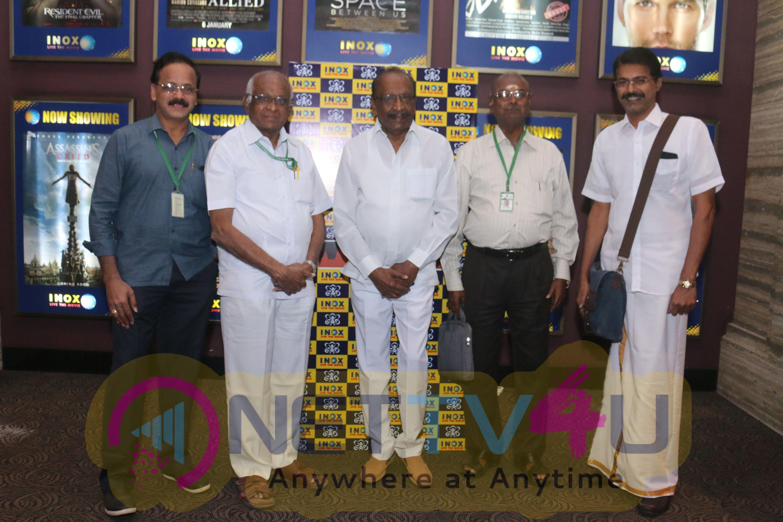 Documentary On Director Panchu Arunachalam Screened At 14th Chennai International Film Festival Stills