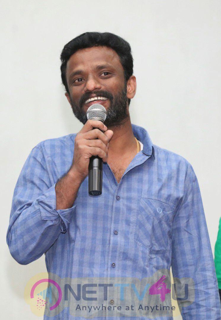 Pasanga 2 Movie Team At 14th Chennai International Film Festival Photos