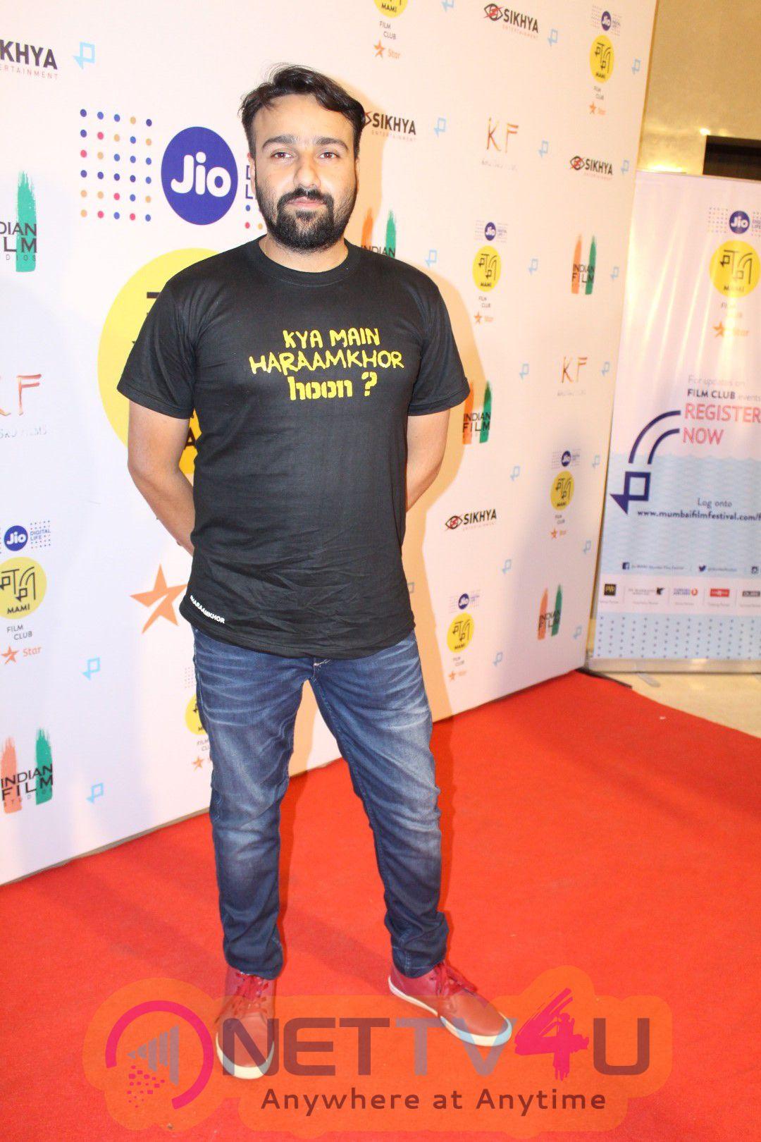 The Special Screening Of Haraamkhor Hosted By Mami Stills Hindi Gallery