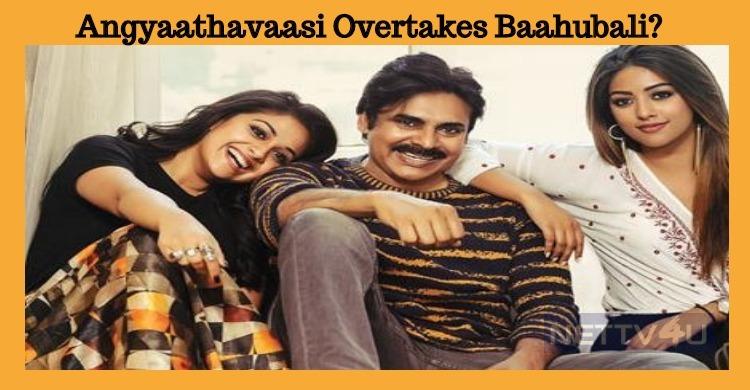 Angyaathavaasi Overtakes Baahubali? Tamil News