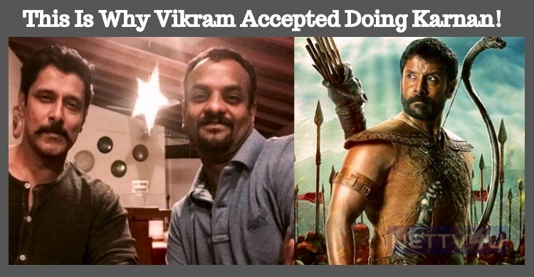 This Is Why Vikram Accepted Doing Karnan! Tamil News