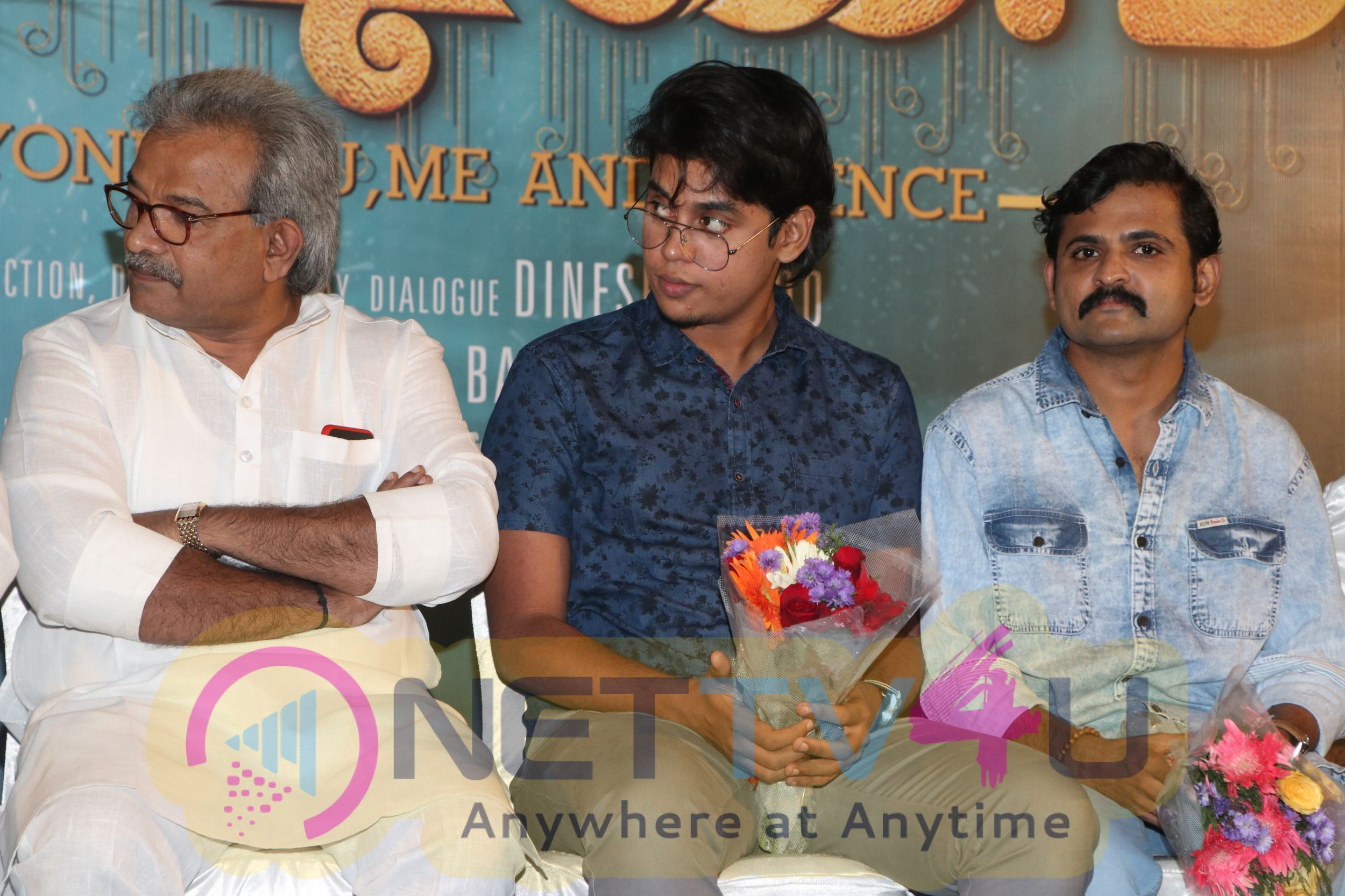 Krishnam Movie Press Meet Pics Tamil Gallery