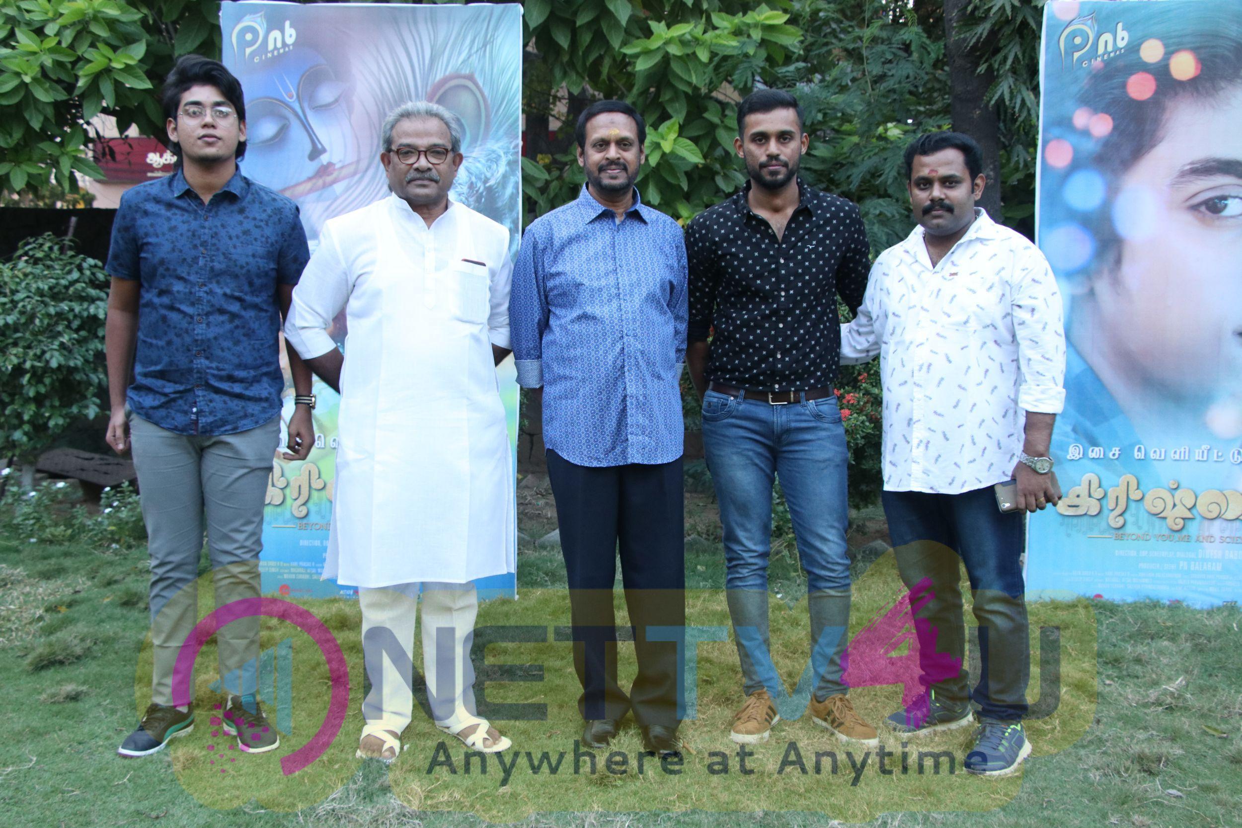 Krishnam Movie Press Meet Pics