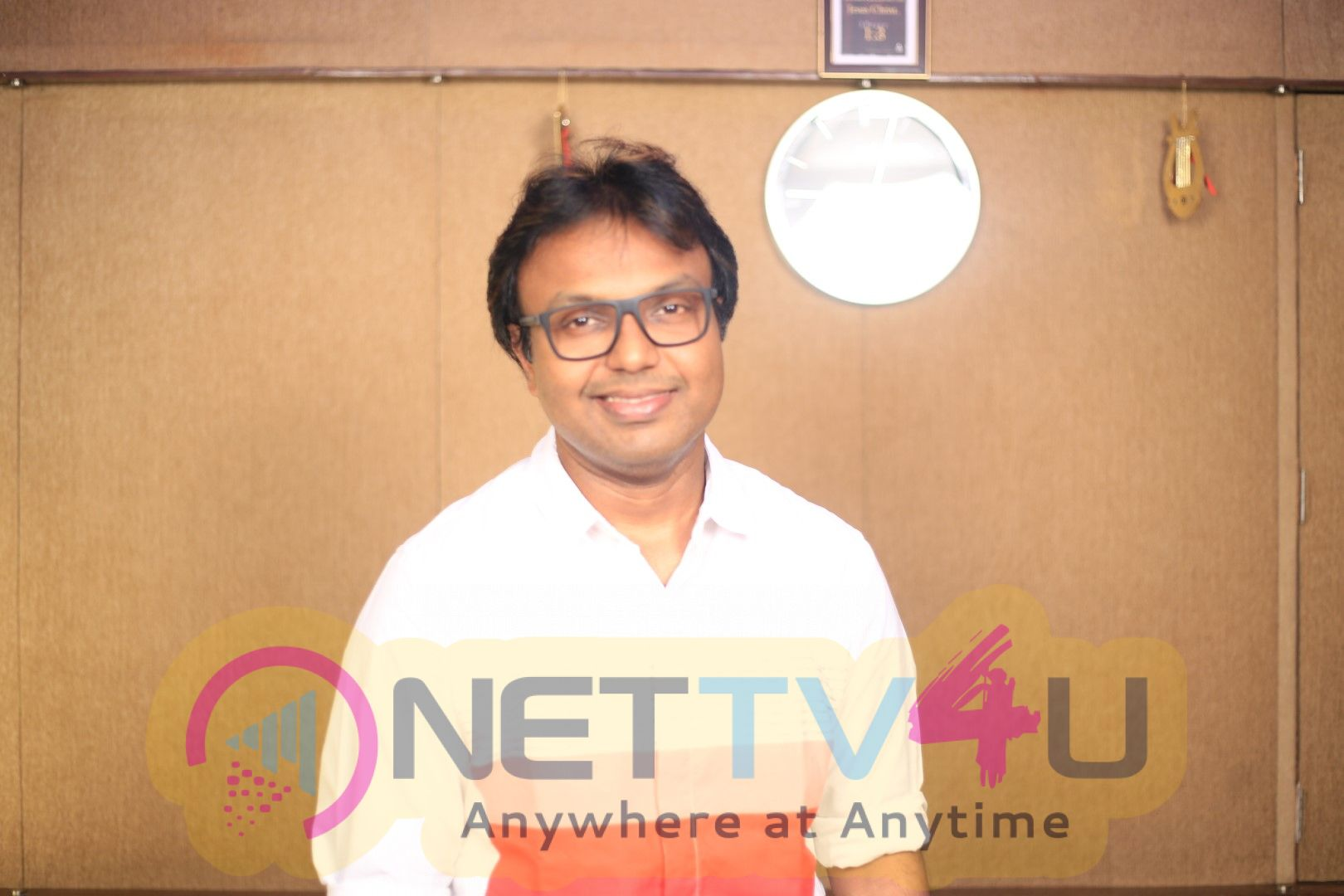 Music Director D Imman Exclusive Interview Images
