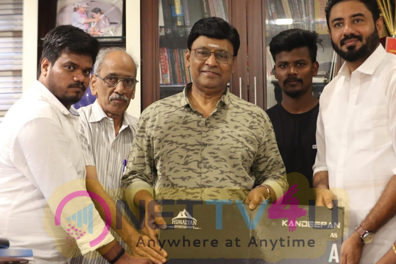 Oviya Movie Trailer Launch Photos Tamil Gallery