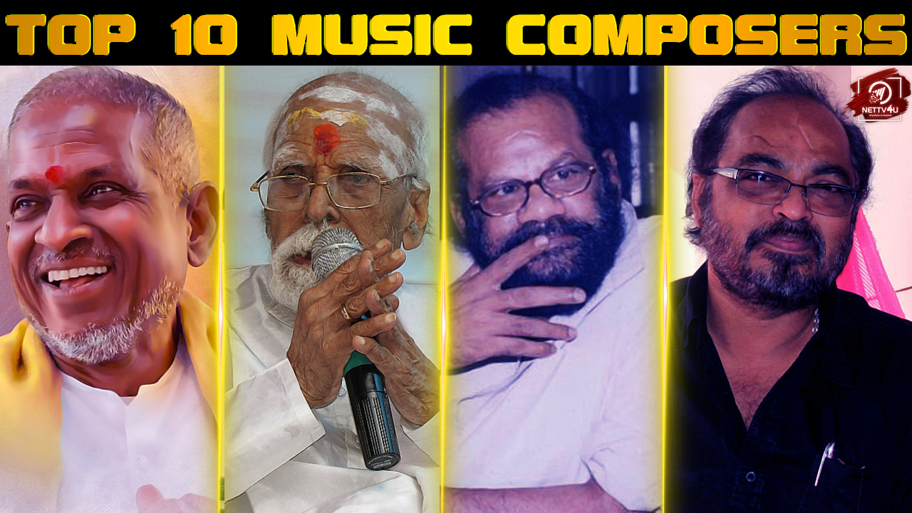 Top 10 Malayalam Music Composers