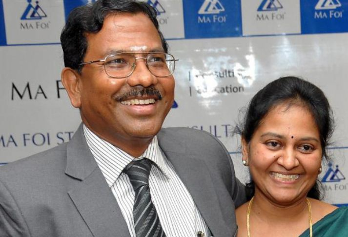 Is Ma Foi Pandiarajan Compelled To Join OPS?
