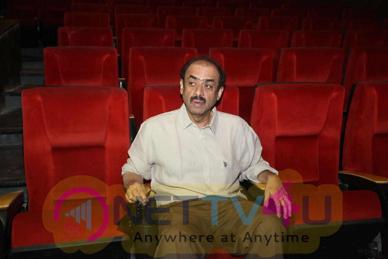 Special Photos Of Telugu Actor Akkineni Nagarjuna Launches ASR Theatre