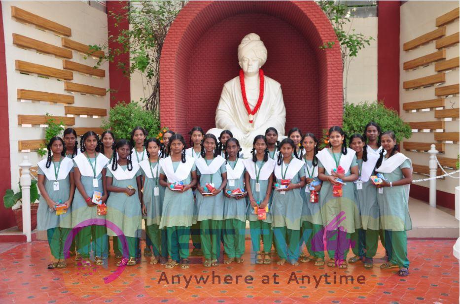 Vivekananda Navaratri Day 3 & Divine Book Festival Photos