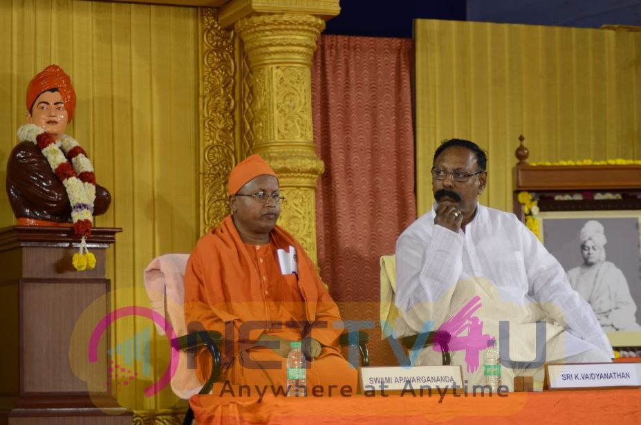 Vivekananda Navaratri Day 4 Photos And Press Release