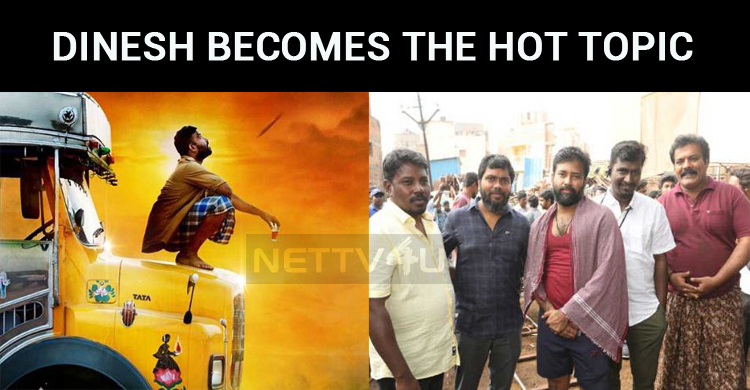 Attakathi Dinesh Becomes The Hot Topic For The Commandoes!