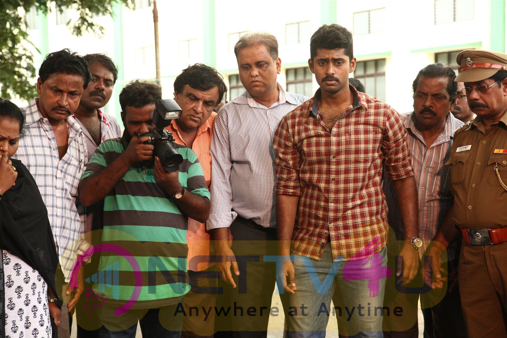 Chatru Movie Working Stills  Tamil Gallery