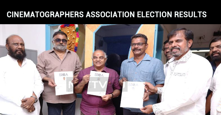 Cinematographers Association Election Results Announced!