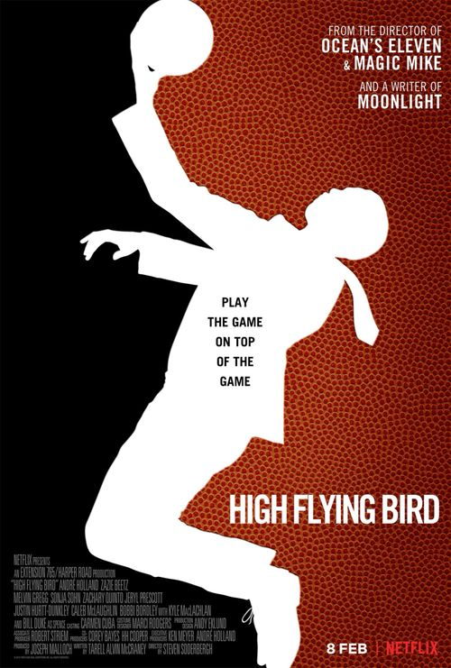 High Flying Bird Movie Review English Movie Review