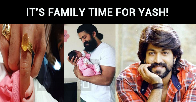 It's Family Time For Yash! KGF Chapter 2 Shooting Updates!