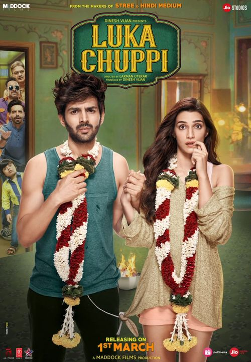 Luka Chuppi Movie Review Hindi Movie Review