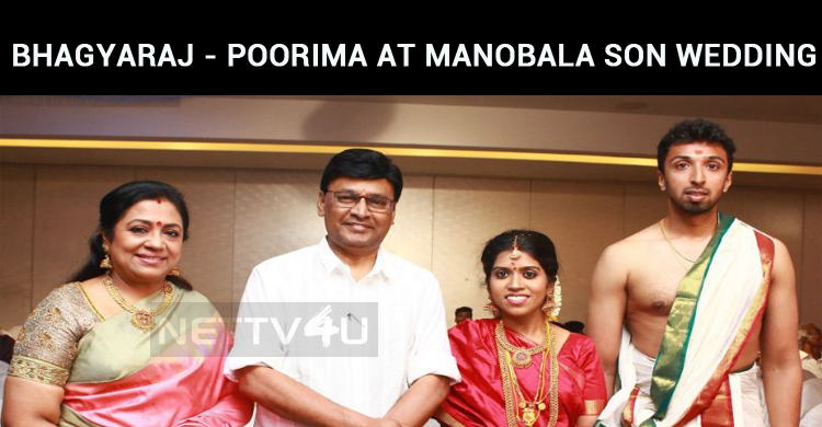 Manobala Son Harish Gets Married Today!