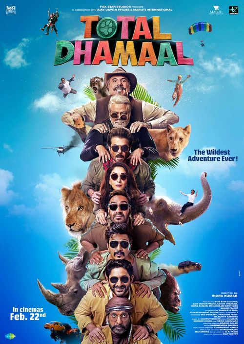 Total Dhamaal Movie Review English Movie Review