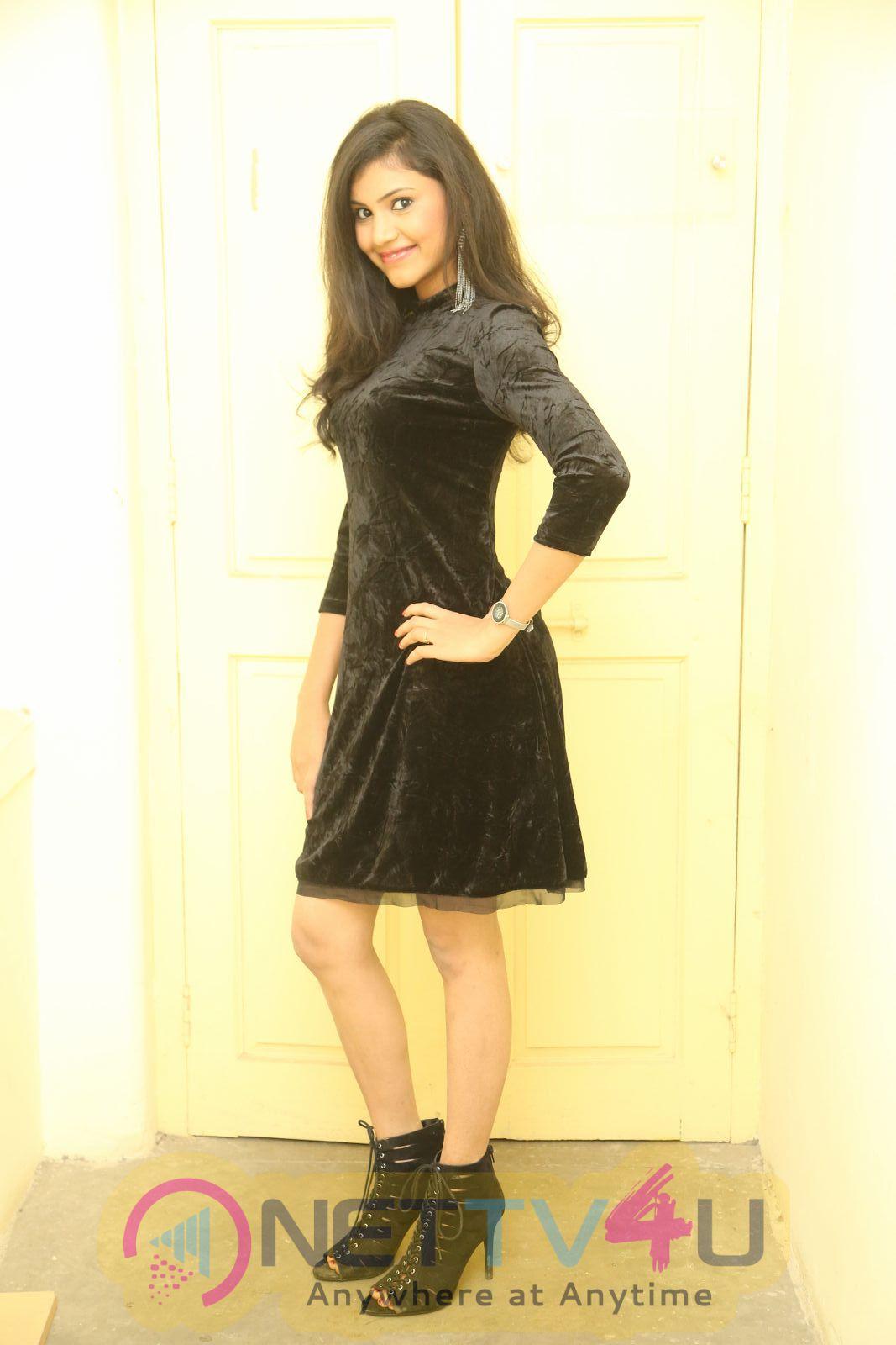Actress Mounica Hot And Sexy Photos