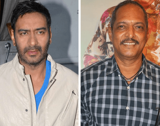 Ajay Devgn And Nana Patekar In Upcoming Marathi..