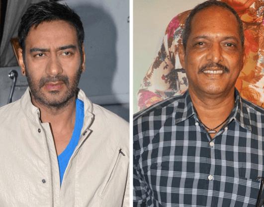Ajay Devgn And Nana Patekar In Upcoming Marathi..