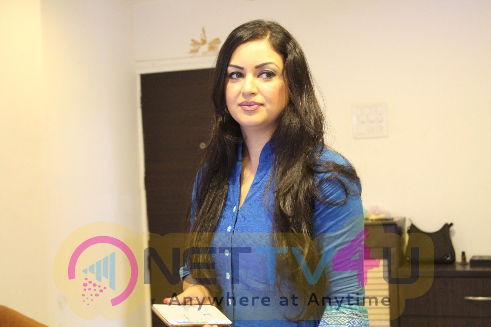 An Exclusive Interview With Maryam Zakaria For Holi Celebration Photos