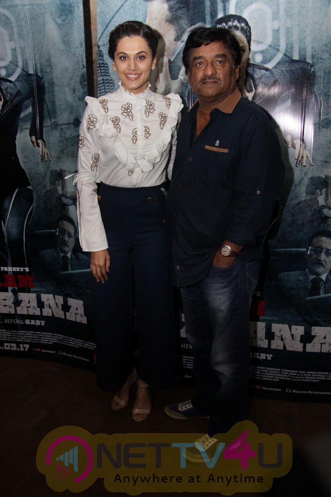 Excellent Photos Of  Taapsee Pannu Launch Of New Song Zinda