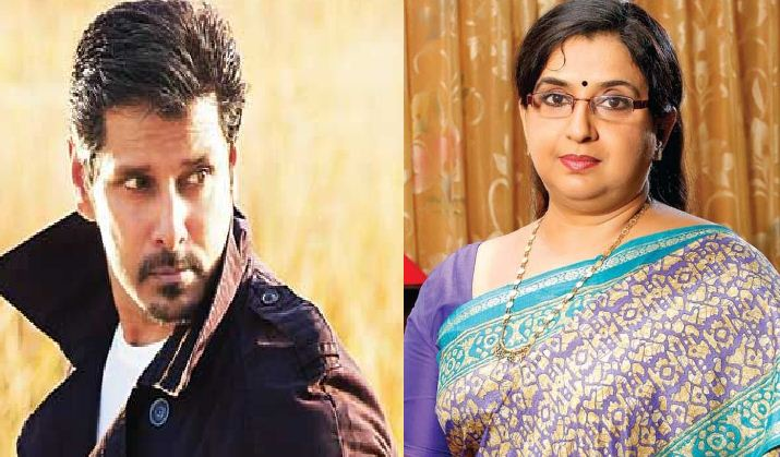 I Am Not Acting With Vikram – Popular Actress