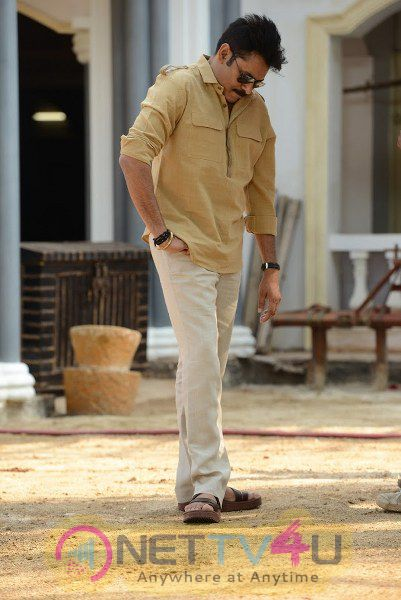 New Movie Katamarayudu Stunning Photos