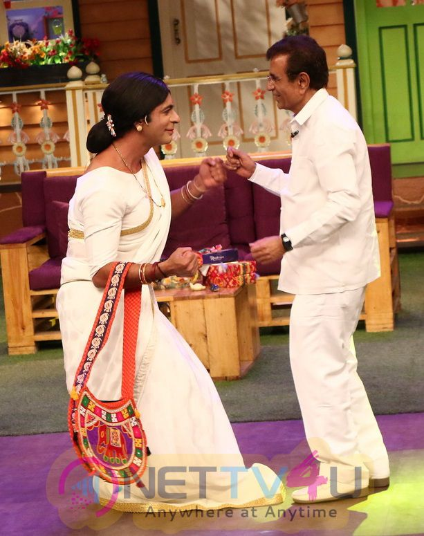 PICS Of Kapil Sharma Show With Abbas Mustan And Machine Cast Hindi Gallery