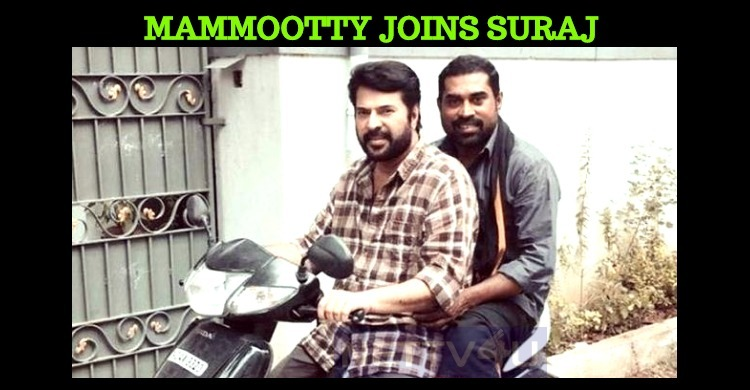 Suraj Venjaramoodu Becomes The Scriptwriter For Mammootty!