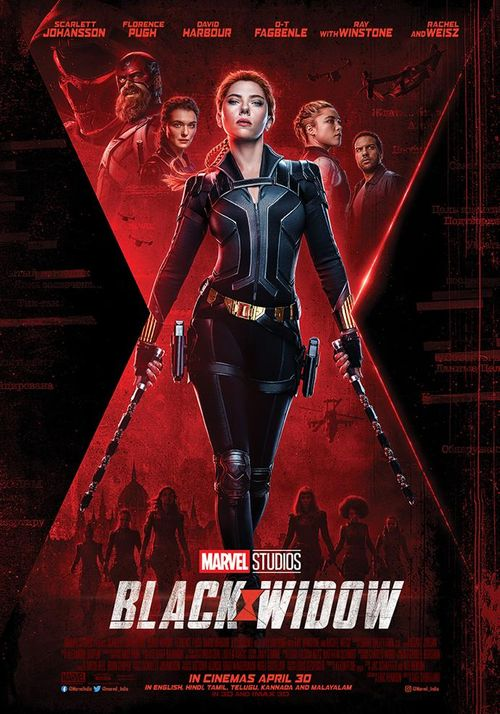Black Widow Movie Review