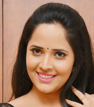 Anasuya In Ram Charan's Movie