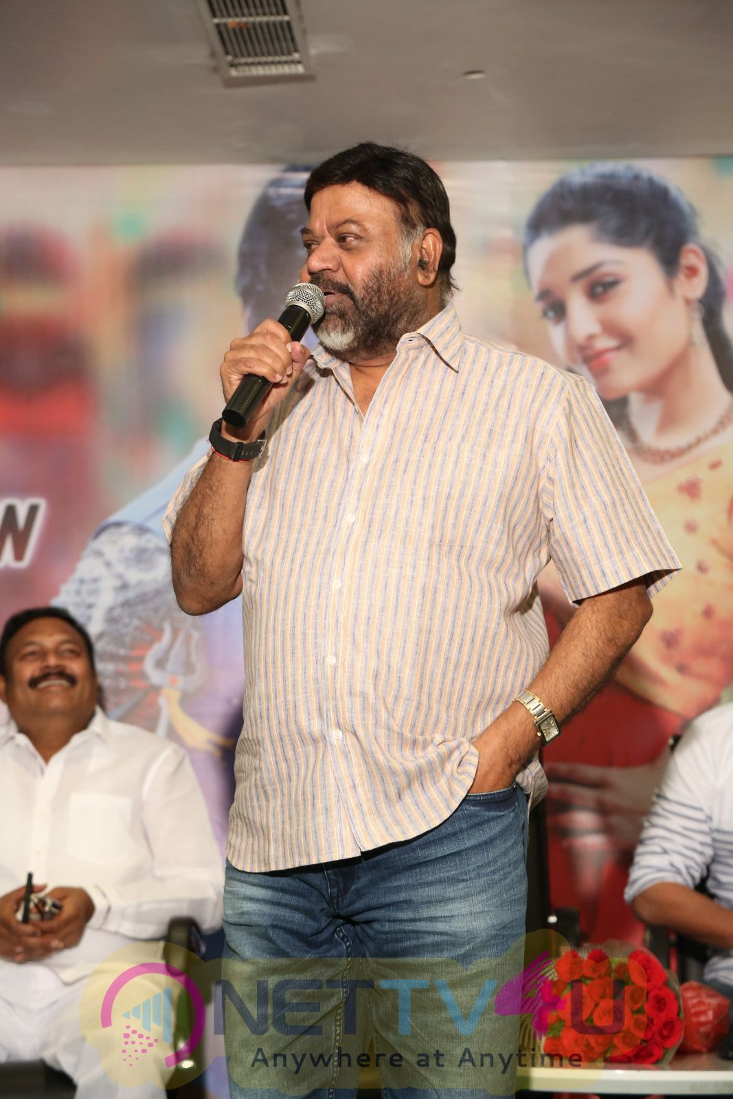 Shivalinga Telugu Movie Press Meet Stills Telugu Gallery
