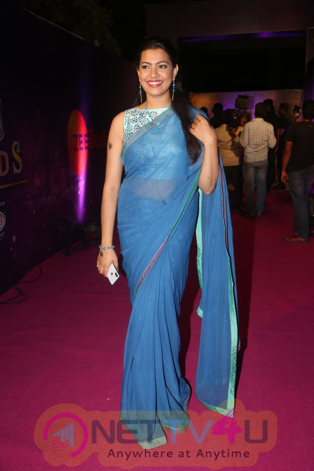 Zee Telugu Apsara Awards 2018 Stills