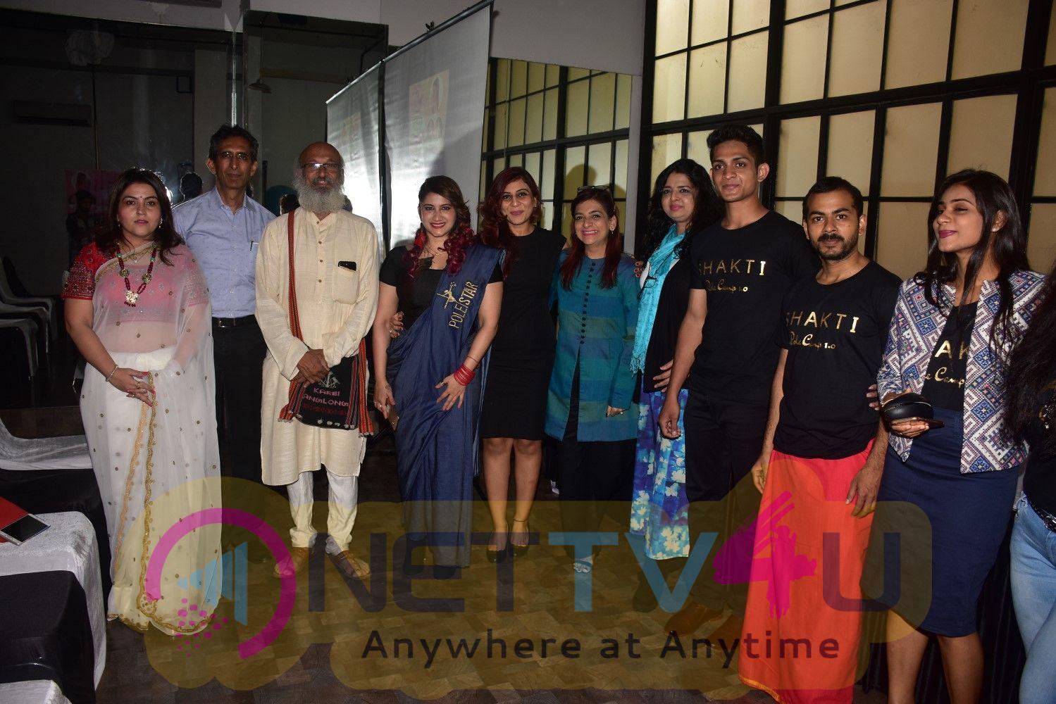 Smilie Suri Announces 4 Day Long 'SHAKTI Pole Camp V1.0' Pics Hindi Gallery